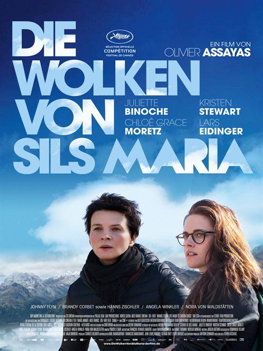 Die Wolken von Sils Maria : Kinoposter