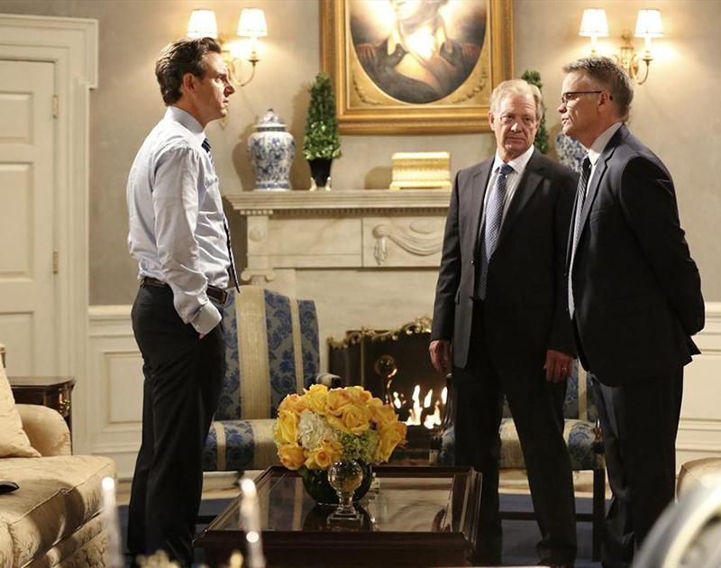 Bild Jeff Perry, Steven Flynn, Tony Goldwyn