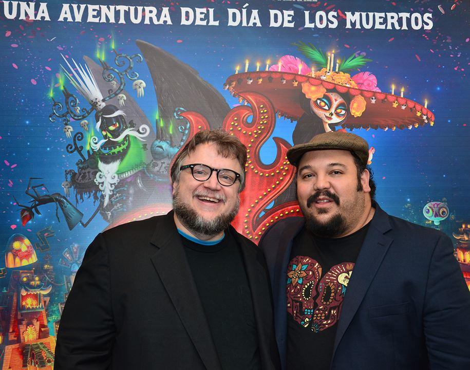 Manolo und das Buch des Lebens : Vignette (magazine) Guillermo del Toro, Jorge R. Gutierrez