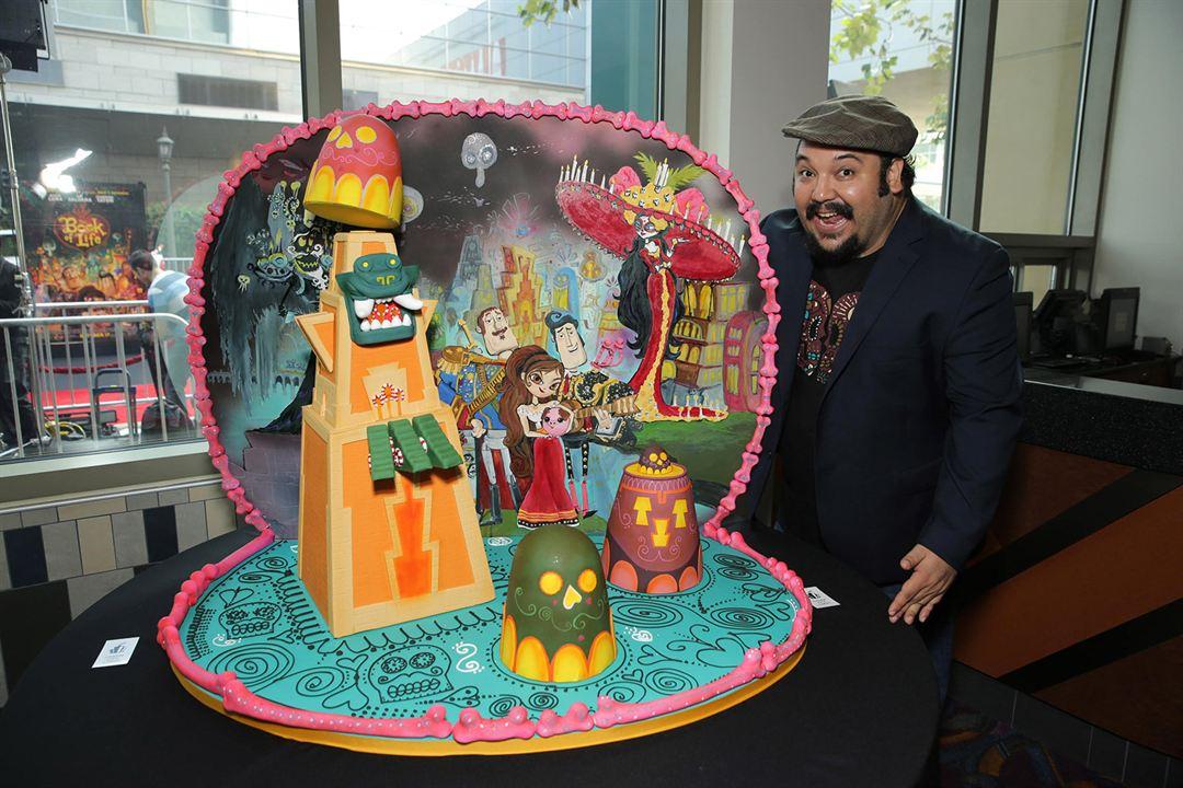 Manolo und das Buch des Lebens : Vignette (magazine) Jorge R. Gutierrez
