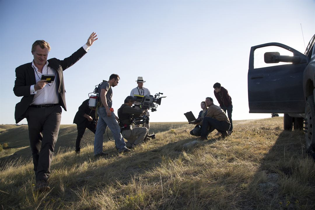 Interstellar : Bild Christopher Nolan