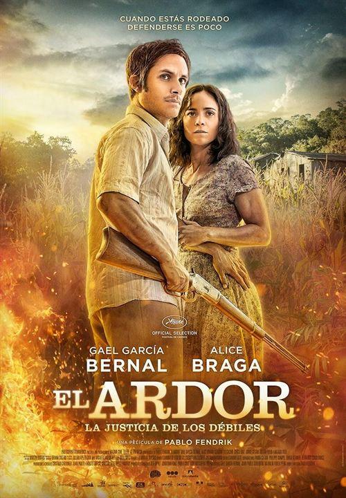 El Ardor : Kinoposter