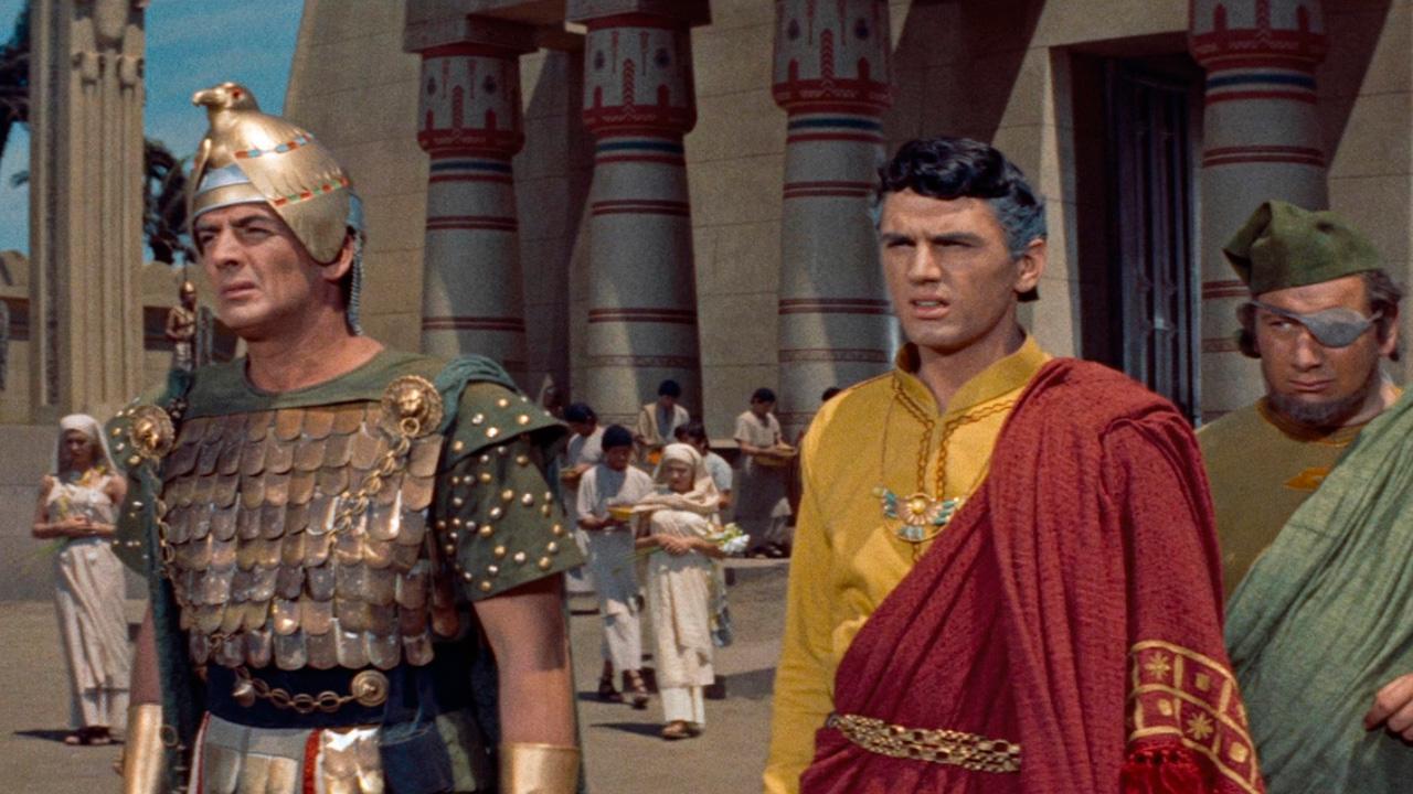 Sinuhe Der ägypter Film