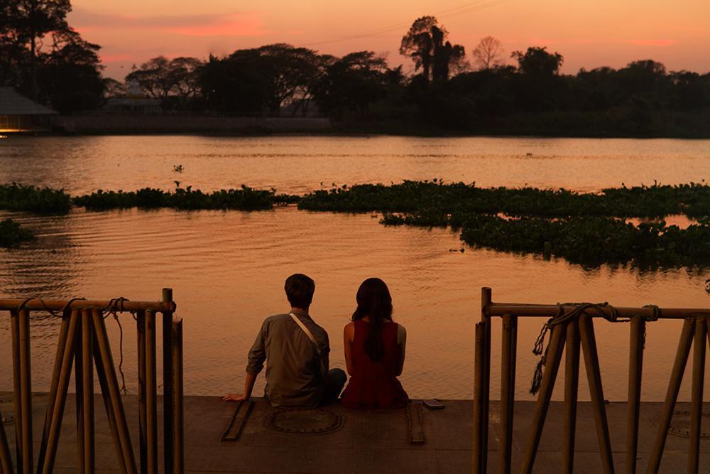 Patong Girl : Bild Aisawanya Areyawattana, Max Mauff