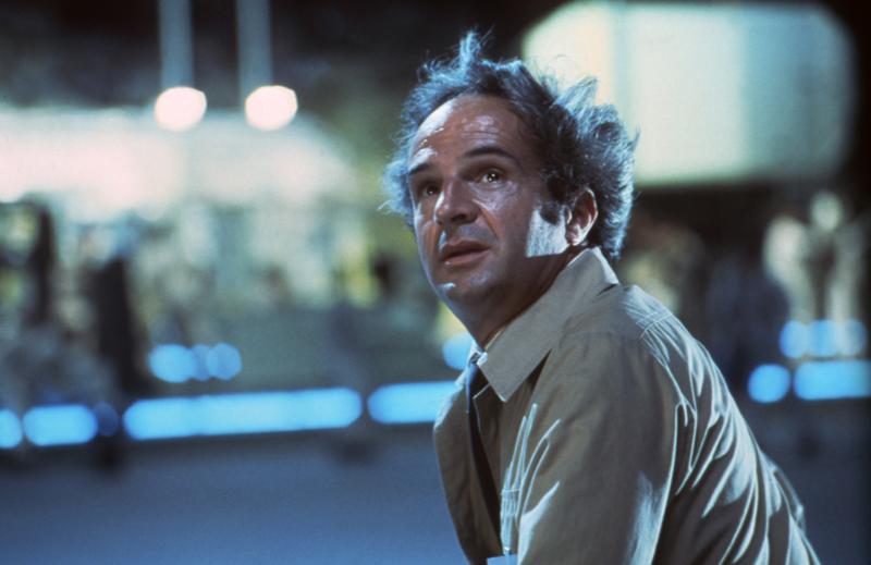 Unheimliche Begegnung der dritten Art : Bild François Truffaut