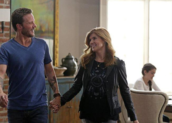 Bild Connie Britton, Will Chase