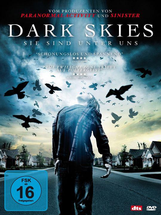 Dark Skies - Sie sind unter uns : Kinoposter
