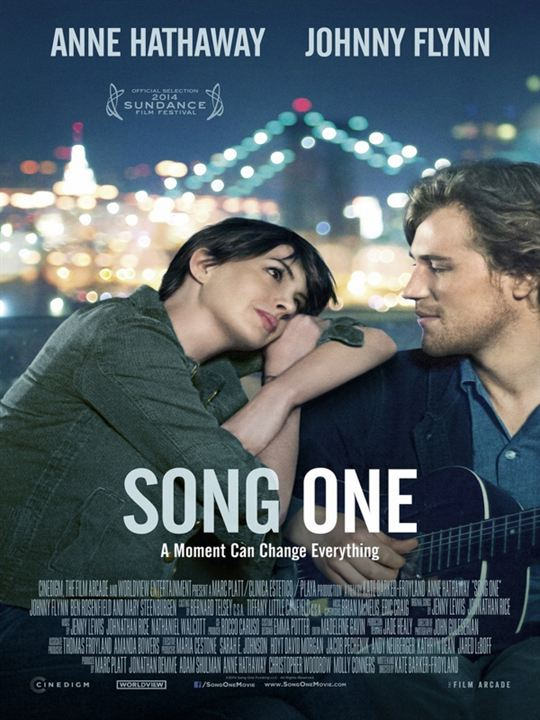 Song One : Kinoposter