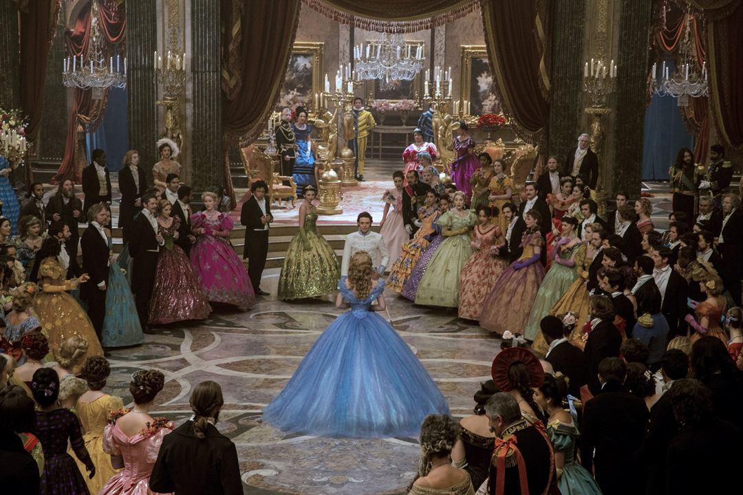 Cinderella : Bild Lily James, Richard Madden