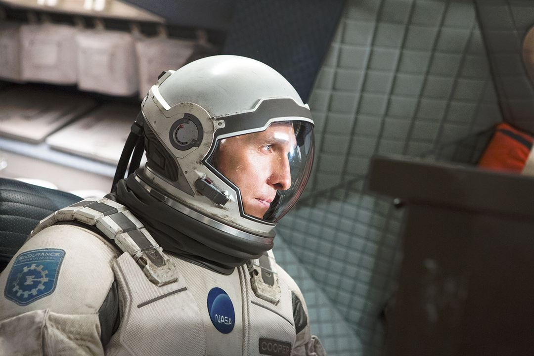 Interstellar : Bild Matthew McConaughey