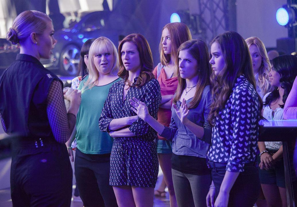 Pitch Perfect 2 : Bild Alexis Knapp, Anna Kendrick, Brittany Snow, Hailee Steinfeld, Rebel Wilson