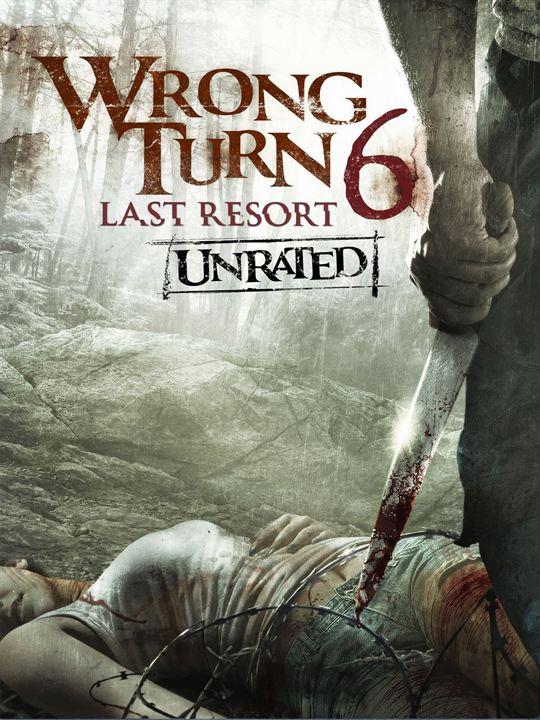 Wrong Turn 6 Besetzung