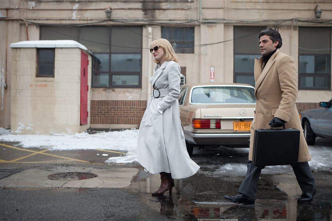 A Most Violent Year : Bild Jessica Chastain, Oscar Isaac