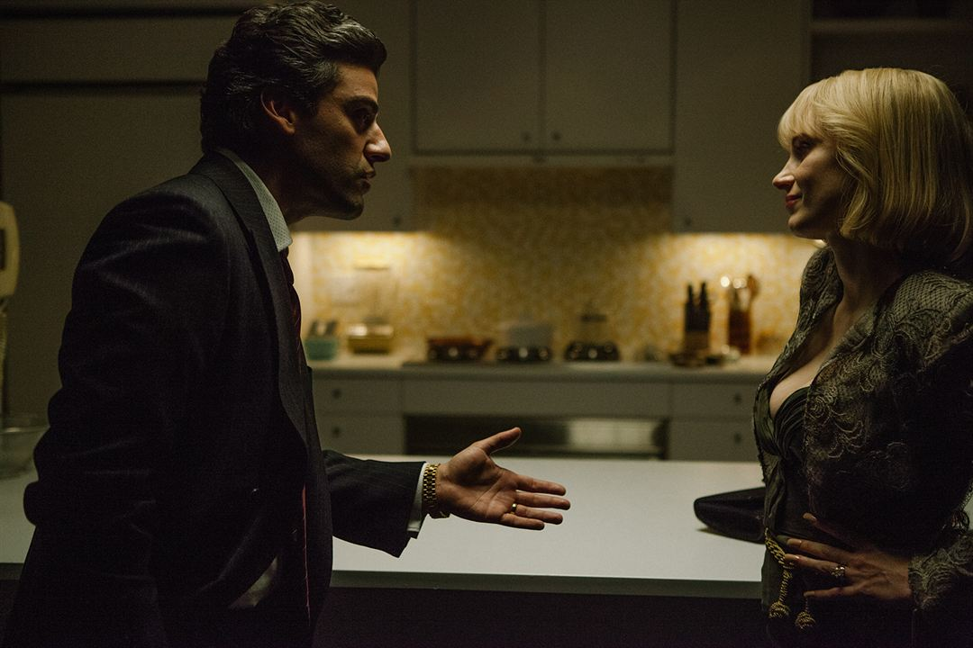 A Most Violent Year : Bild Jessica Chastain, Oscar Isaac