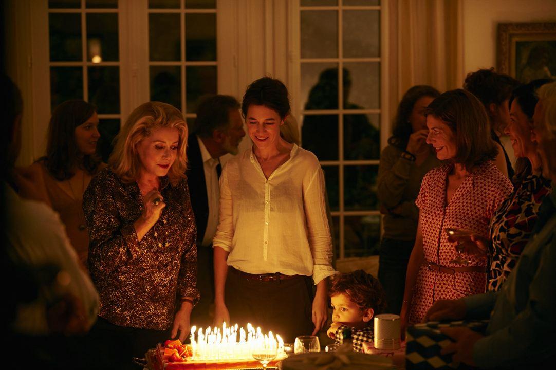 3 Herzen : Bild Catherine Deneuve, Charlotte Gainsbourg, Chiara Mastroianni