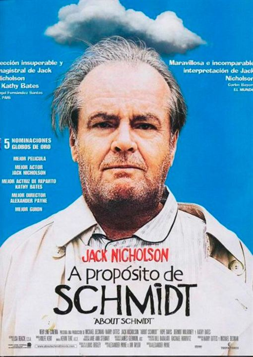About Schmidt : Kinoposter