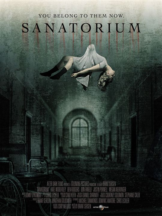Sanatorium : Kinoposter