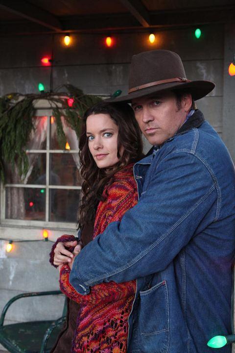Weihnachten voller Hoffnung: Billy Ray Cyrus, Gina Holden