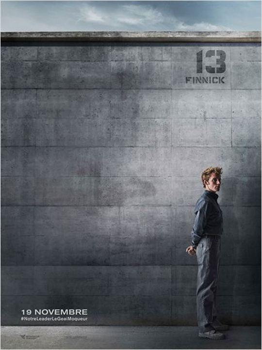Die Tribute von Panem 3 - Mockingjay Teil 1 : Kinoposter
