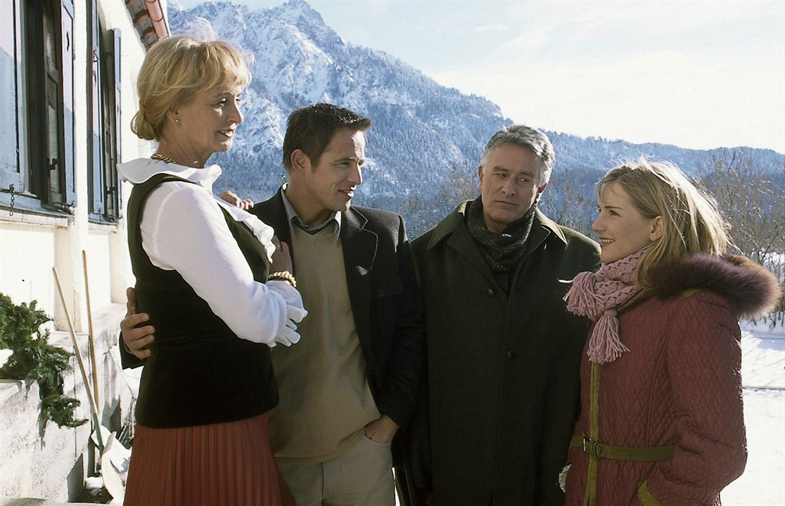 Das Schneeparadies : Bild Andreas Brucker, Diana Körner, Klaus Wildbolz, Tanja Wedhorn