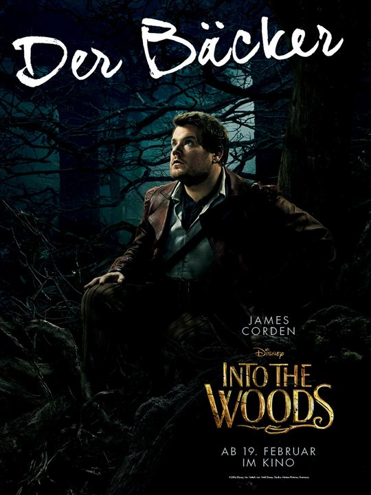 Into The Woods : Kinoposter