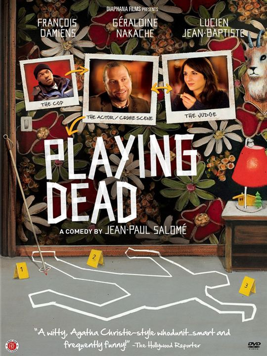 Playing Dead : Kinoposter