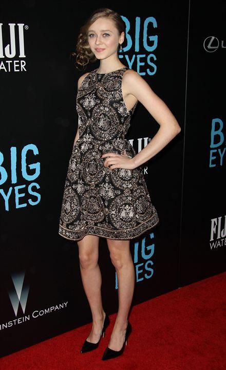 Big Eyes : Vignette (magazine) Madeleine Arthur