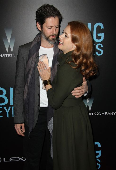 Big Eyes : Vignette (magazine) Amy Adams, Darren Le Gallo