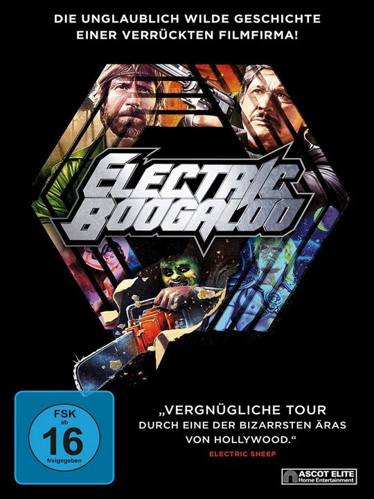 Electric Boogaloo : Kinoposter