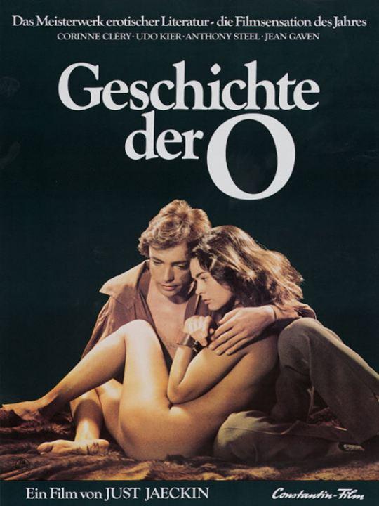 Die Geschichte der O : Kinoposter