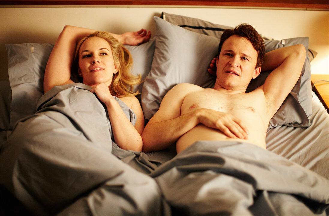 Der kleine Tod. Eine Komödie über Sex. : Bild Damon Herriman, Kate Mulvany