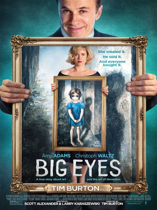 Big Eyes : Kinoposter