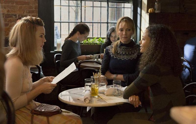Bild Melissa George, Thandie Newton, Uma Thurman