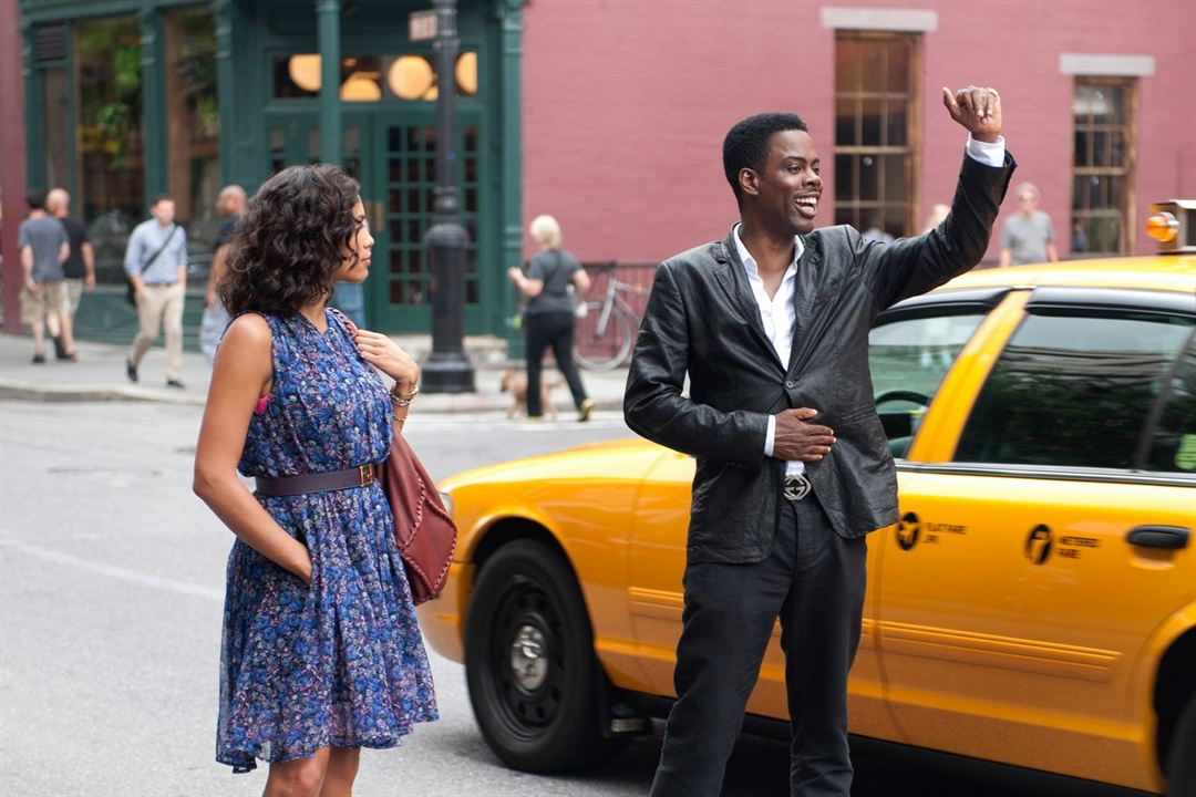 Top Five : Bild Chris Rock, Rosario Dawson