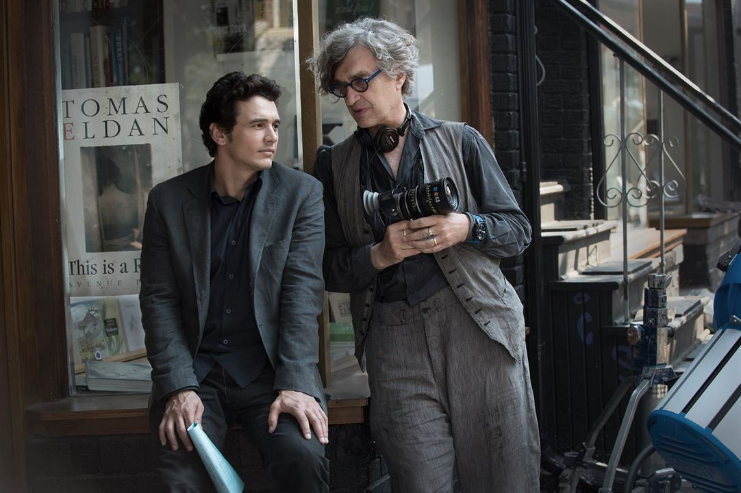 Every Thing Will Be Fine : Bild James Franco, Wim Wenders