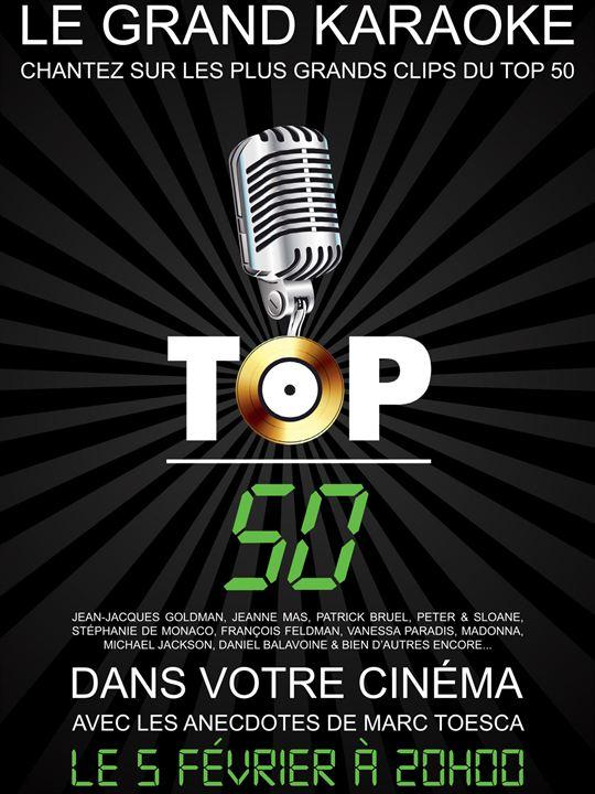 Top 50 (Côté Diffusion) : Kinoposter