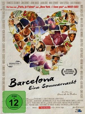 Barcelona - Eine Sommernacht : Kinoposter
