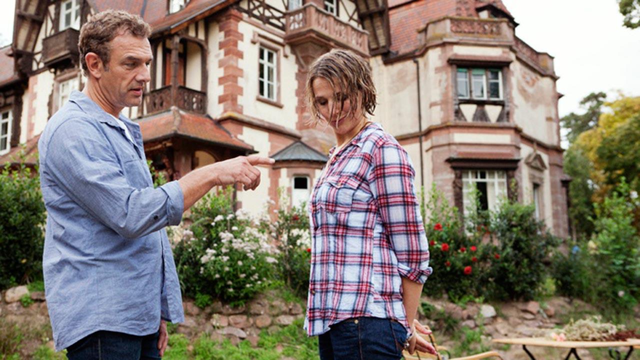 Ein Sommer im Elsass : Bild