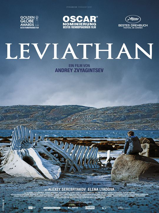 Leviathan : Kinoposter