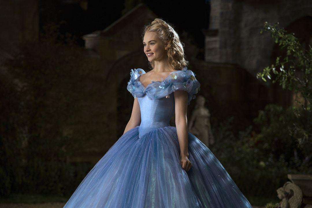 Cinderella : Bild Lily James