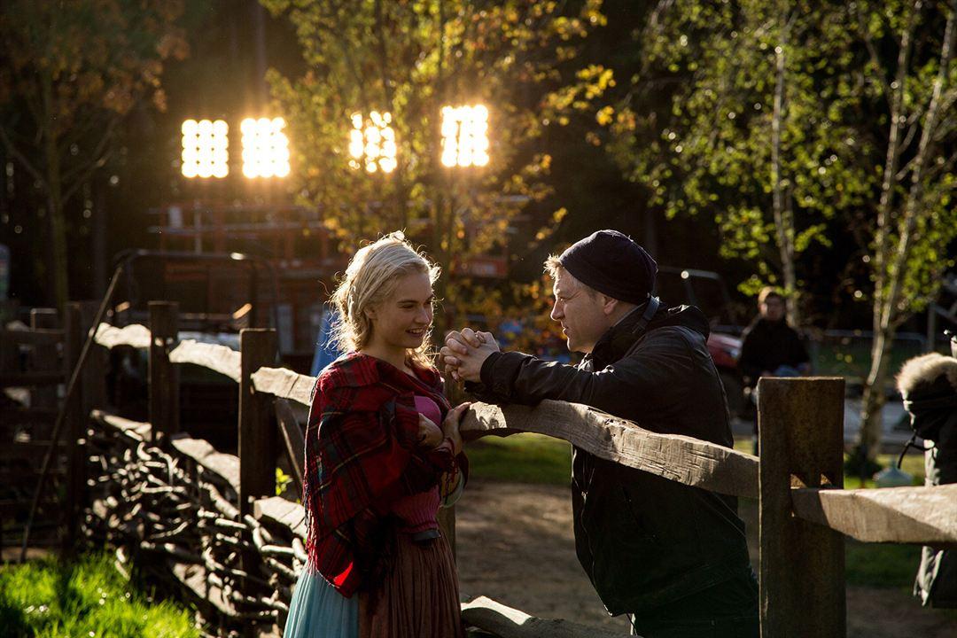 Cinderella : Bild Kenneth Branagh, Lily James