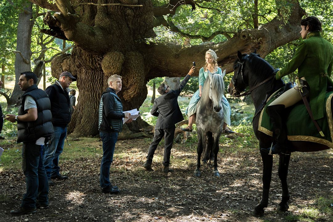 Cinderella : Bild Kenneth Branagh, Lily James