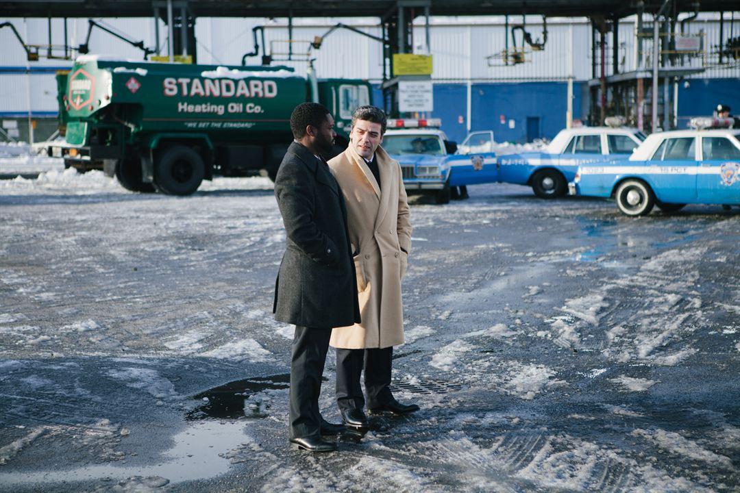 A Most Violent Year : Bild David Oyelowo, Oscar Isaac