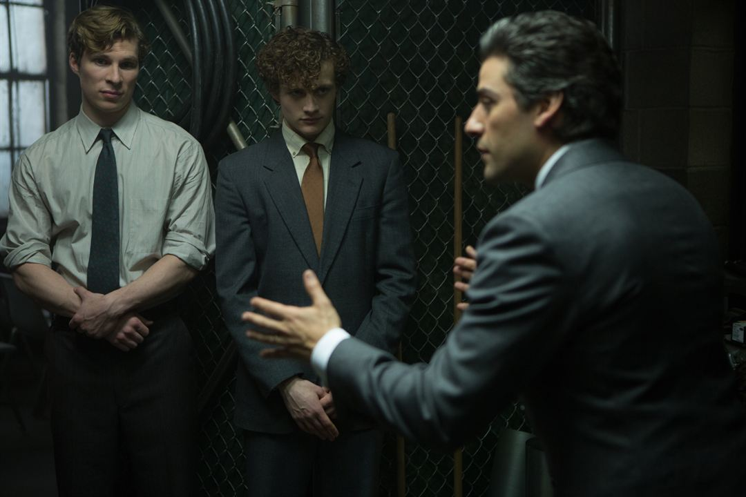 A Most Violent Year : Bild Ben Rosenfield, Nick Bailey, Oscar Isaac