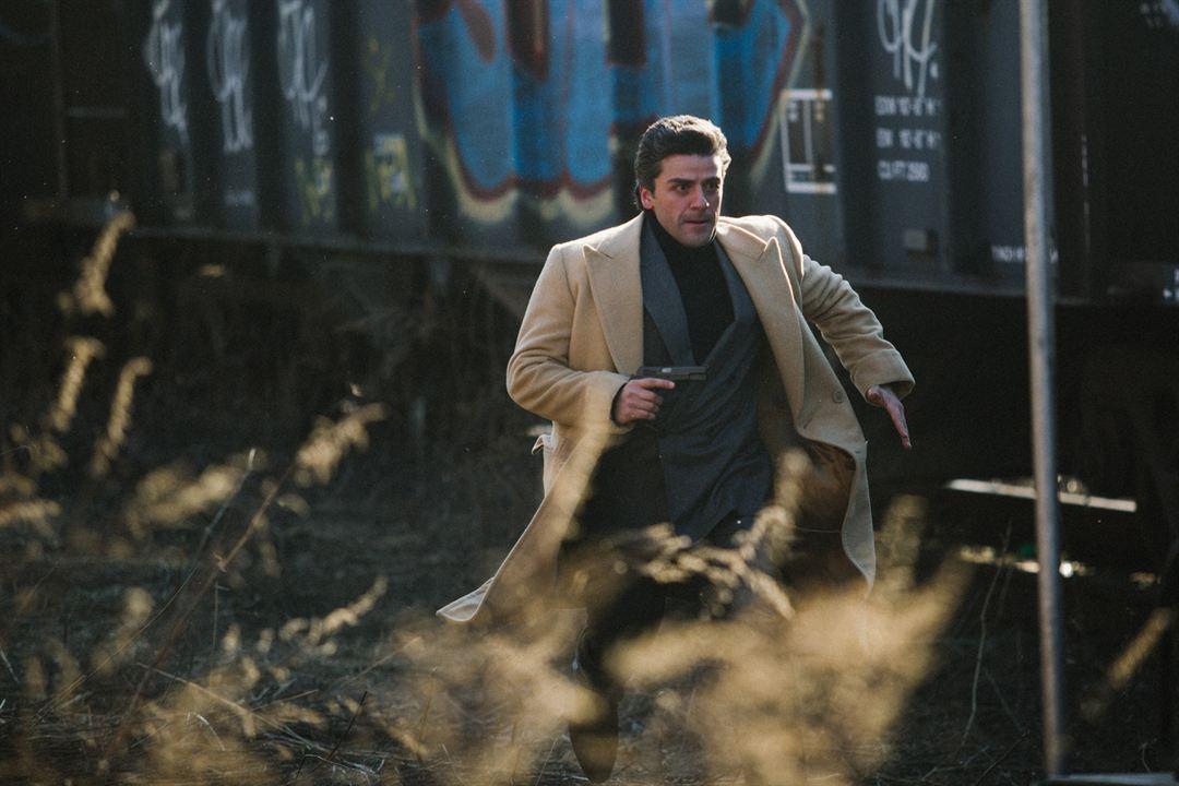 A Most Violent Year : Bild Oscar Isaac