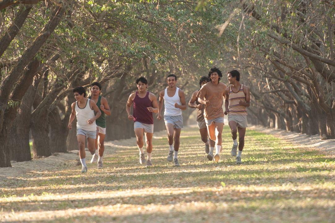City of McFarland : Bild Carlos Pratts, Hector Duran, Johnny Ortiz, Michael Aguero, Rafael Martinez