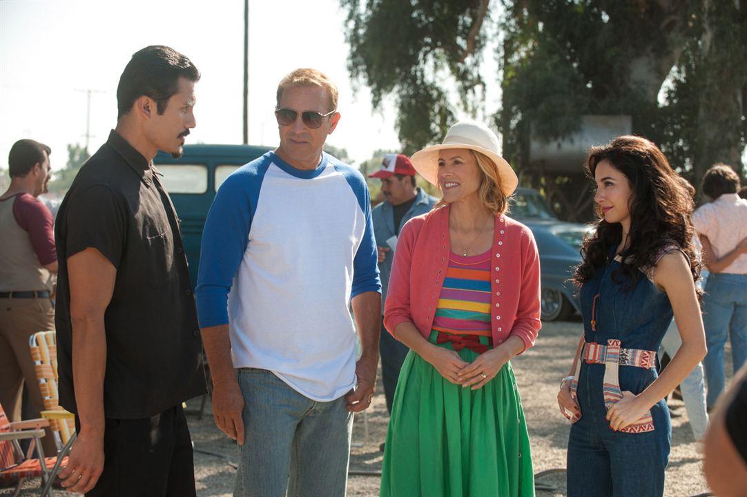 City of McFarland : Bild Kevin Costner, Maria Bello, Martha Higareda, Rigo Sanchez
