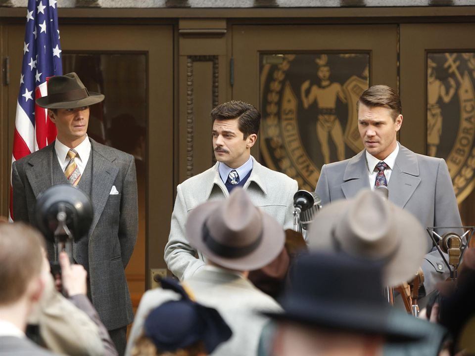 Bild Chad Michael Murray, Dominic Cooper, James d'Arcy