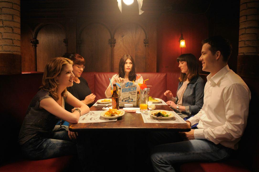 The Voices : Bild Alessa Kordeck, Anna Kendrick, Ella Smith, Gemma Arterton, Ryan Reynolds