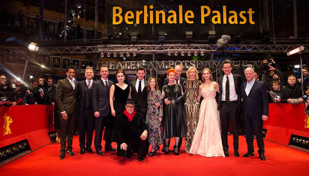 Cinderella : Vignette (magazine) Cate Blanchett, Helena Bonham Carter, Lily James, Richard Madden, Sandy Powell